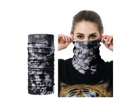 اسکارف طرح جمجمه Skull
