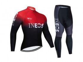 ست پیراهن و شورت دوچرخه اینیوس INEOS L/S