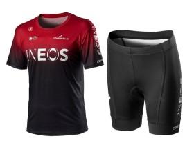 ست پیراهن و شورت اینیوس دوچرخه  INEOS