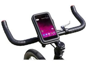 کیف موبایلی فرمان دوچرخه مدل K03