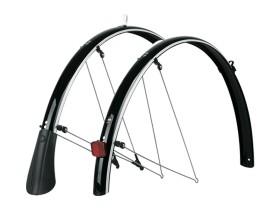 گلگیر دوچرخه اس کی اس مدل BLUEMELS REFLECTIVE 28″ 45 BLACK SET