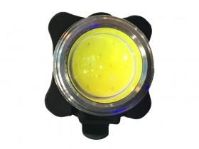 چراغ جلو دوچرخه کوب Cob Super Bright Taillight HJ-030C
