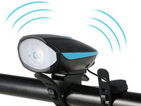چراغ دوچرخه SPEAKER BICYCLE LIGHT مدل 7588-B