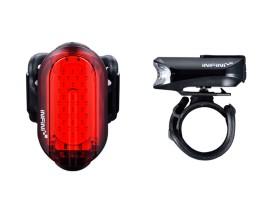 چراغ دوچرخه اینفینی مدل I-210PR olley