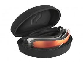 عینک  آفتابی اسکات مدلSPUR MULTI LENS CASE BLACK MATT