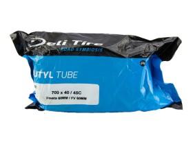 تیوپ دوچرخه پاکتی دلی تایر Deli Tire 700 x 40