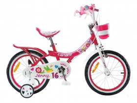 دوچرخه قناری مدل  Canary Jenny 16