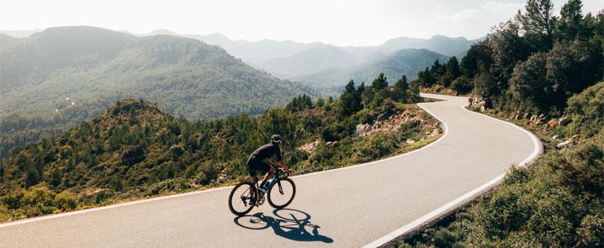 چرا دوچرخه سواری تنها بهتر است؟